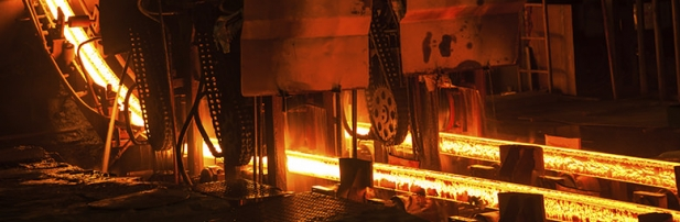 Poster Image of Foundry Casting & Glass Application/Industry