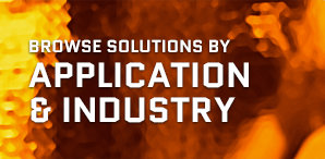 Browse Solutions by Application & Industry